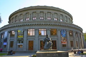 State Academic Opera and Ballet Theatre in Armenia