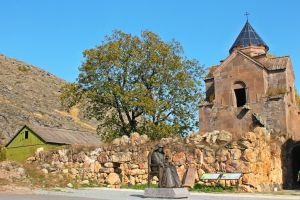 The Goshavank Monastery